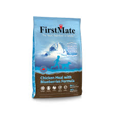 chicken meal with blueberries formula for dogs firstmate