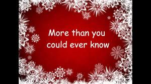 quotes for christmas songs christmas all i want for christmas is you quote with snowman