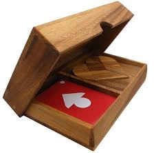 logic tangram set with play cards wooden puzzle