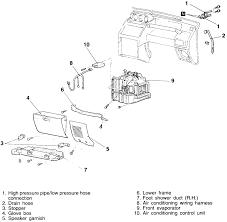 lexus rx300 air conditioner problems repair guides air conditioner evaporator core autozone com