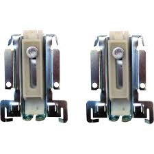 Closet Door Hardware Closet Door Guide Track Plastic Pocket Door Hardware Door