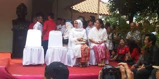 profil jokowi dan jk mufidah jusuf kalla sama istri jokowi sudah nyaman dan cocok