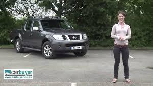 nissan pickup 4x4 nissan navara pick up review carbuyer youtube