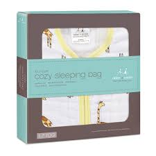 Colors For Sleep Jungle Jam Cozy Sleeping Bag Aden Anais