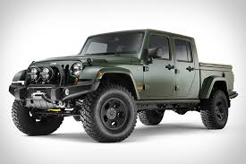 aev jeep truck filson x aev brute cab jeep uncrate