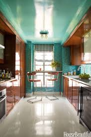 Red And Teal Kitchen by Popular Kitchen Paint And Cabinet Colors Colorful Kitchen Pictures