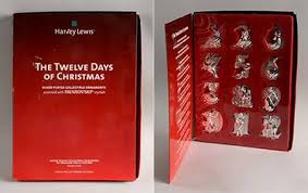 harvey lewis twelve days of ornament at replacements ltd