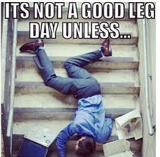 Leg Day Meme - feel the burn workout series pt 6 quadzilla