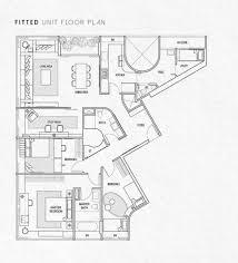the interlace floor plan part 30 super level 2 block 220 222