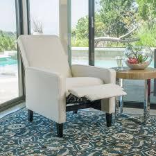 light blue recliner chair ultra comfy gavin light blue recliner chair for bedroom add with