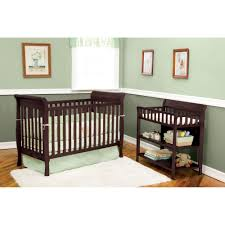 Old Baby Cribs by Delta Children Glenwood 3 In 1 Convertible Sleigh Crib Espresso