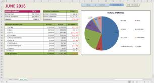 Simple Excel Spreadsheet Template Free Budget Templates In Excel For Any Use