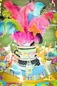 Mad Hatter Tea Party Centerpieces mad hatter tea party ideas visit priproductions com party time