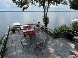 Boat House Rocky Point Cabin With Large Boat House Deck Vrbo
