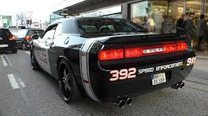 custom dodge challenger you couldn t out run this dodge challenger srt custom car