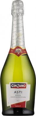 cinzano asti sparkling wine cinzano asti spumante docg 0 75 l price reviews