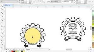 tutorial design logo corel draw x5 how to design logo corel draw x7 in hindi getplay pk now