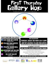 lexus of yonkers downtown yonnkers first thursday gallery hop expands mount