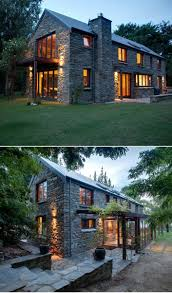 Home Exterior Design Brick And Stone Best 25 Stone Houses Ideas On Pinterest Stone Exterior Houses