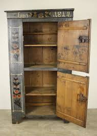 Painted Armoire Furniture Antique French Alsatian Painted Armoire 1814 For Sale At 1stdibs