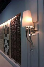 Swing Arm Sconce Lighting Bedroom Fabulous Industrial Wall Lamp Walllights Plug In Sconce