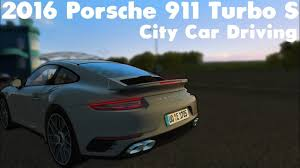 porsche 911 turbo sound city car driving 1 5 4 2016 porsche 911 turbo s custom sound
