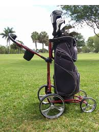 clever caddie upright caddy push cart discount golf push carts