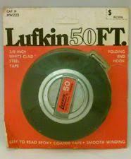 Lufkin Bus Barn Vintage Tape Measure Ebay