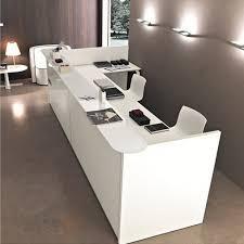 Napoli Reception Desk Office Furniture Modern Fashion Plate Cashier Front Desk