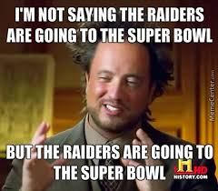 Raiders Fans Memes - raider fans after first win be like by desertram meme center