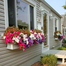 window flower box ideas flower box ideas using some old boxes