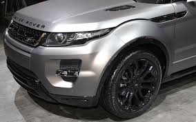 land rover evoque black and white bling it like beckham range rover evoque special edition truck