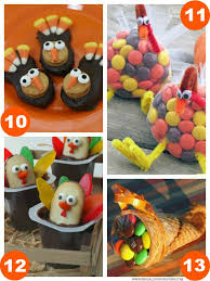 31 thanksgiving food craft ideas food crafts food