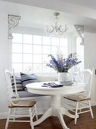 banquette with round table round table banquette customize your kitchen with built in banquette