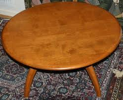 lazy susan coffee table vintage heywood wakefield lazy susan coffee table this table very