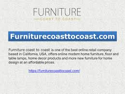 online furniture shopping usa just dial 626 968 9989 ppt