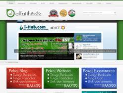 step by step membuat website sendiri kursus buat website kursus website al fatih studio