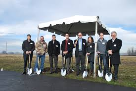 sunlight supply breaks ground on new industrial building vlmk