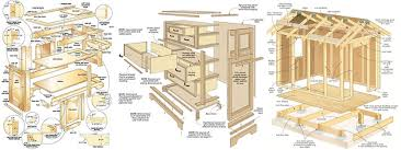 easy woodworking project plans how to