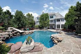 Where To Put A Pool In Your Backyard Swimming Pool Cost Crafts Home