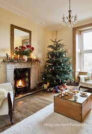 christmas in a beautiful restored victorian terraced house