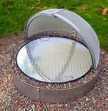Fire Pit Gas Ring by 36