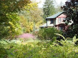 tudor style bungalow nice landscaping c asheville bungalows