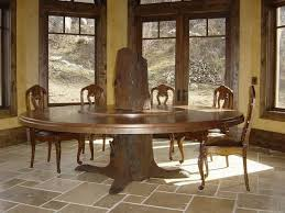 dining room tables nice reclaimed wood dining table round dining