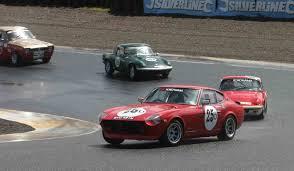 classic datsun datsun 240z classic race in 2 motorsports