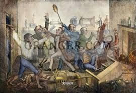 Jackson Kitchen Cabinet Image Of Andrew Jackson C1833 Major Downing Queling