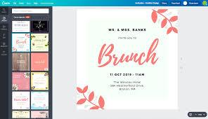 software pembuat undangan online membuat kartu undangan dengan 100 contoh desain canva