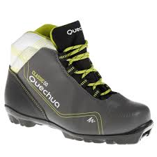 classic 50 nnn junior cross country skiing boots black quechua
