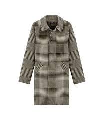 a p c soho raincoat women free shipping