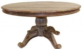 sofa amazing rustic round kitchen tables 42quot lander oak